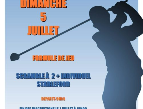 Coupe ASGS 5 Juillet