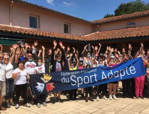 9 juin  2° édition de la Journée du Sport Adapté