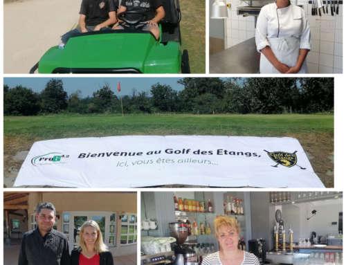 Le golf renforce ses équipes.